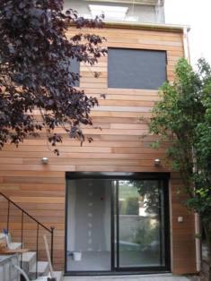 agrandissement de maison agrandir sa maison en ossature bois. Black Bedroom Furniture Sets. Home Design Ideas