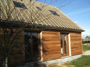 les avantages de la maison en bois