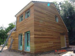 Nous construisons votre habitation en bois sur toute la Normandie