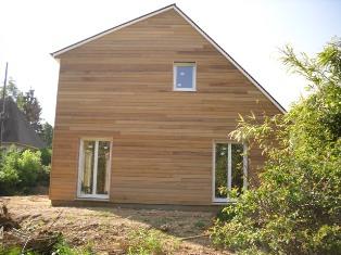 constructeur de maison en ossature bois labellisable BBC